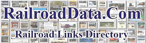 RailroadData Railroad Links Directory