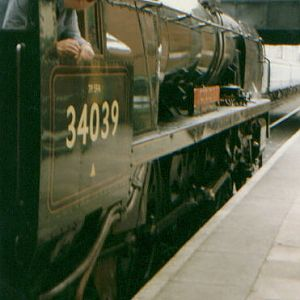 "Re-built ""West Country"" Class"