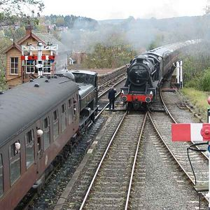 Bewdley, Severn Valley Railway, UK