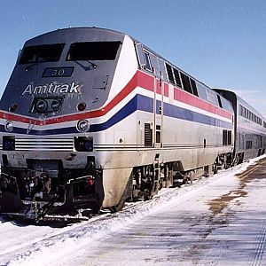 Amtrak in Port Huron