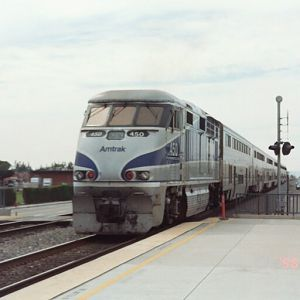 Surfliner Train # 775