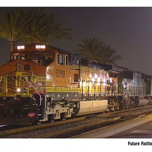The Present & Future of Railfanning