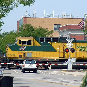 CNW through Elmhurst