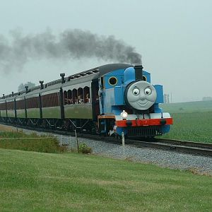 Thomas Under Power