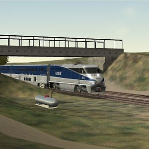 Surfliner for MTS 001
