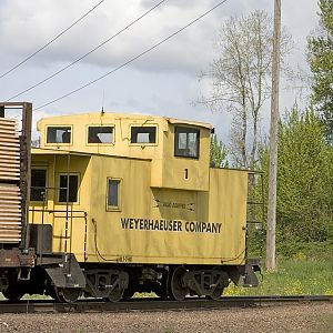 This Caboose is #1