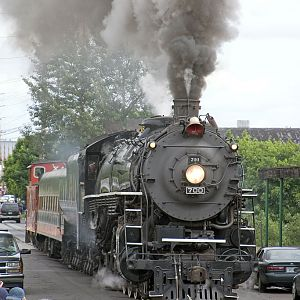 Steam Through Salem