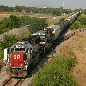 Southern Pacific 9752 - EMD GP60