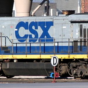 Old CSX Hangen around Denver