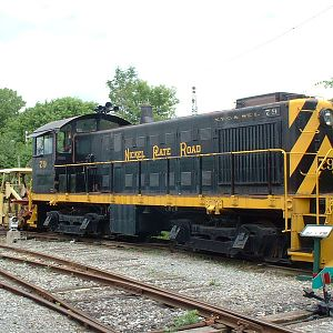 Nickel Plate Road #79