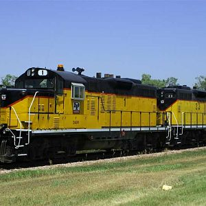 Northwest Iowa Train #2