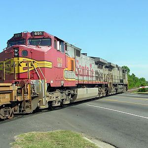 Warbonnet on the NS in Norfolk