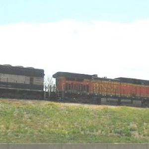 Coal_Train_s_power_leaving_BNSF_NKC_Yard