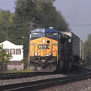 General CSX Stack