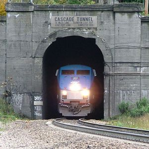 Cascade Tunnel