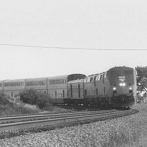 AMTK 14 at Grover Beach