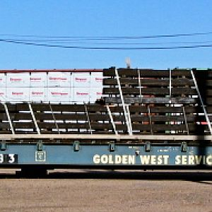 Golden West Flat