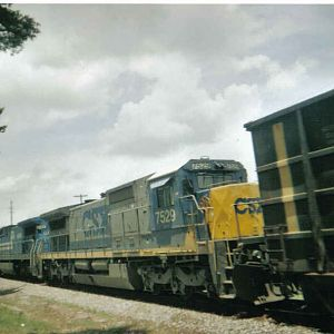 Trains in Defuniak Springs FL .
