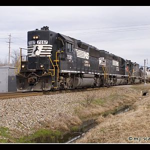 NS 7067 - GP50 - M.J. Scanlon