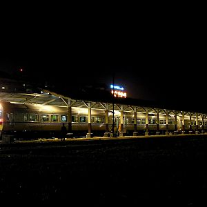 Night shot Daewoo DMU