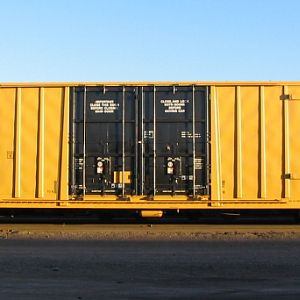 Double D boxcar