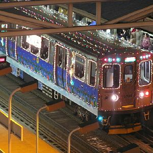 "Holiday ""L"" heads around ""The Loop"""