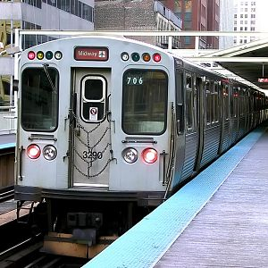 Chicago El Loop Pictures