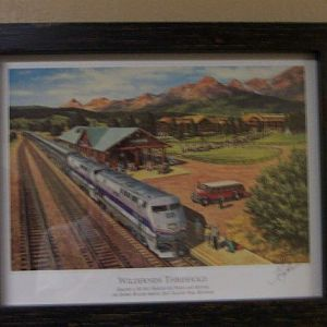 Empire Builder picture at Big Mountain