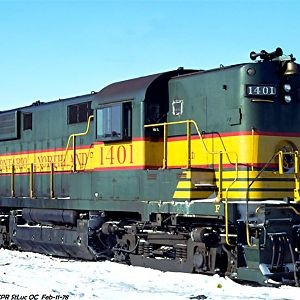 Montreal Locomotive Work RS-10