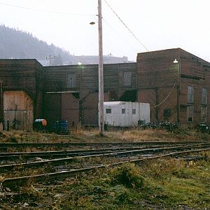 MILW Roundhouse Bellingham