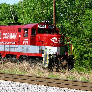 RJ Corman approaches Memphis Jct