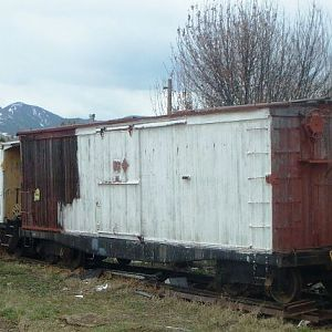 Another pic. of the BA&P box car