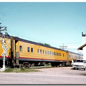 Milwaukee Road in McFarland, WI