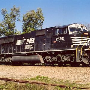 NS On The CSX