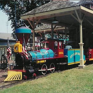 City Island Railroad