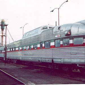 cALIFORNIA ZEPHYR WP 882