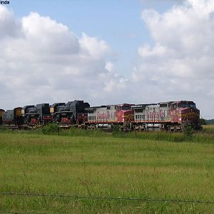 Central Texas and Chinese Steamers