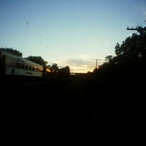 Last Topeka RR Days Excursion Train