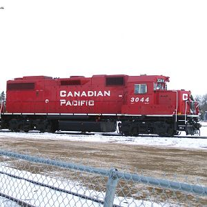 "CP GP38-2 ""Ingenuity"" addition"