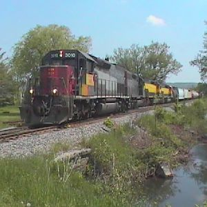 NYS&W Freight