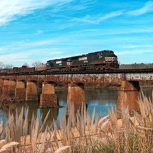 NS 136 Over The Chattahoochee River