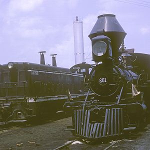 IC TR2B #1026B, Chicago, IL, June 27, 1965, photo by Chuck Zeiler