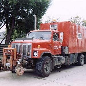CN Heavy-duty