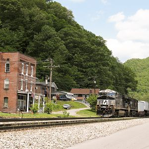 Intermodal Invades Coal Country