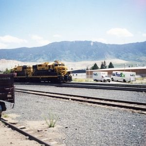 Rarus Geeps at Butte