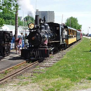 Maine Narrow Gauge - Portland