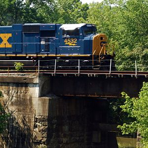 Saturday CSX Action