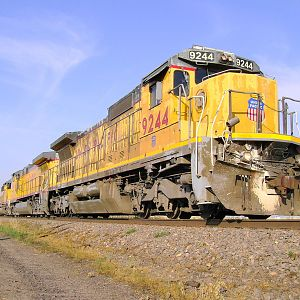 Aging Unit Still Rides The Rails