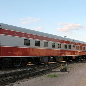 Portage WI - Empire Builder