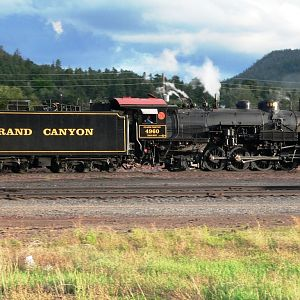 Grand Canyon Railway No. 4960 2-8-2